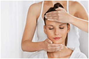 Head Massage - Home Remedies for Headaches