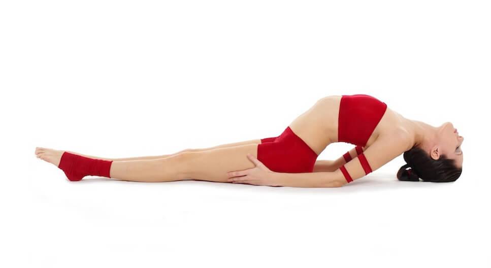 Matsyasana Yoga Asana
