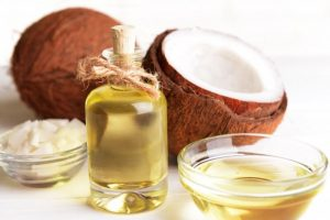 Soothe skin with virgin coconut oil