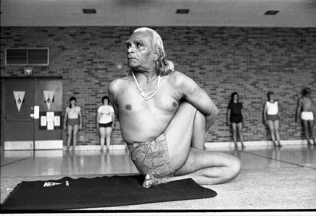 BKS Iyengar - Yoga Guru