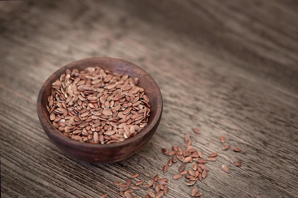 Flax Seeds - Prebiotics Food for Digestion