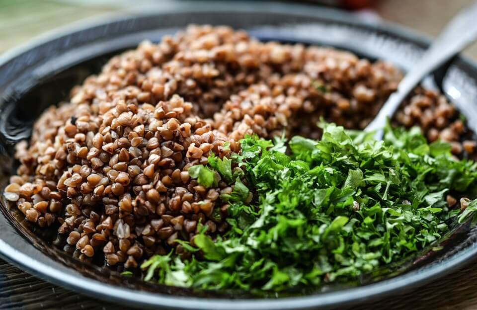 Buckwheat - Paleo Diet for Vegetarians
