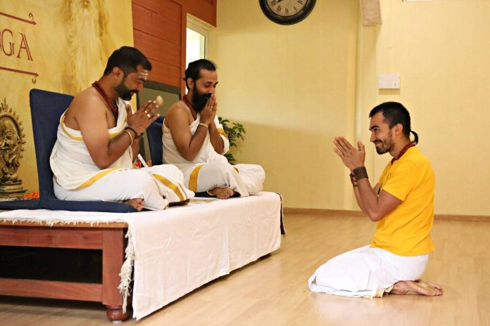 Yoga Interview with Samyak Yoga Institute