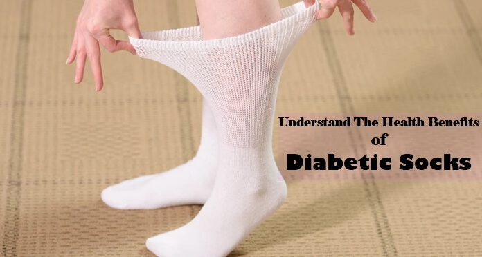 Health Benefits of Diabetic Crew Socks