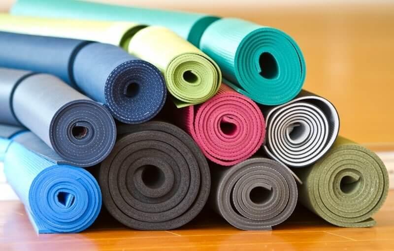 Types of Yoga Mats