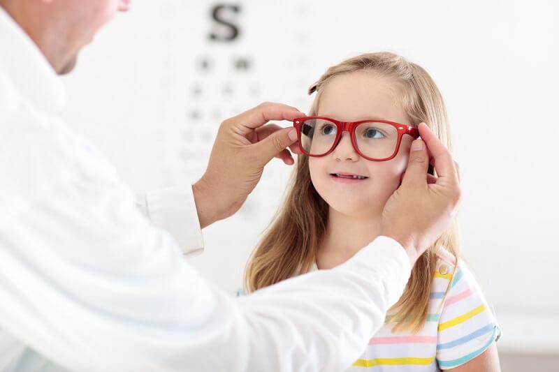 Children's Optometrist Granville