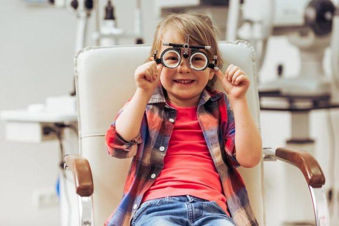 Children's Optometrist Yennora Near Me