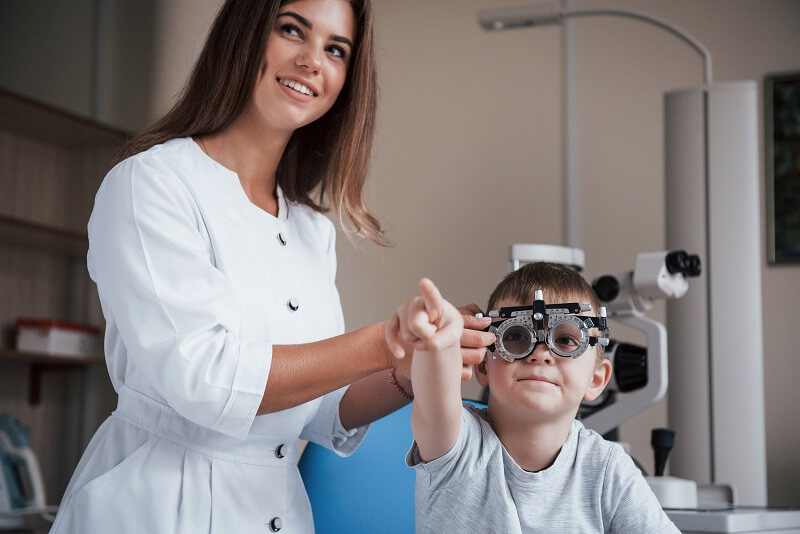 Choose Children's Optometrist Granville