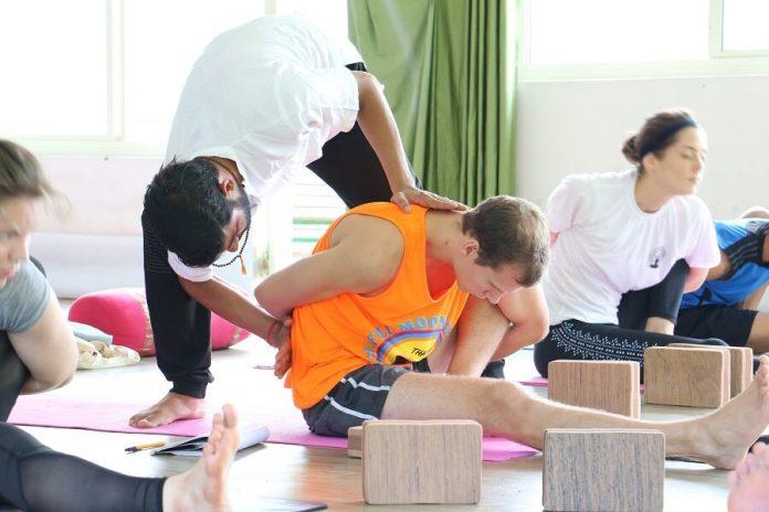 Seated Yoga Asanas