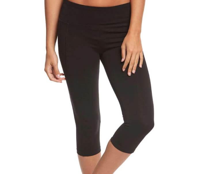 Capri Style Yoga Pants