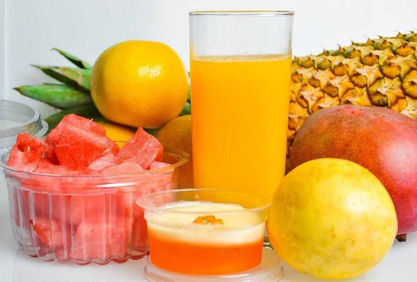 Fresh Fruits Juices