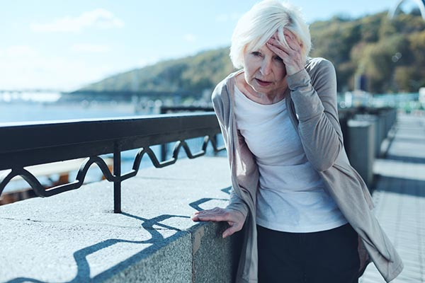 Causes of Dizziness in the Elderly