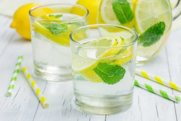 Detox Water Drinks for Weight Loss