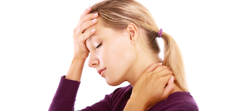 Headaches and Throat Problems