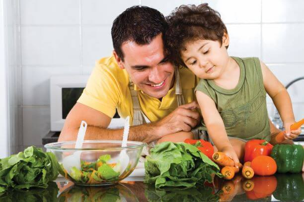 Young Children Diet Forms
