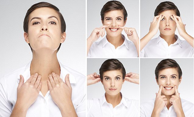 Fight Wrinkles With Facial Yoga