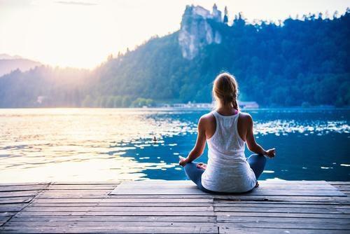practise of meditation